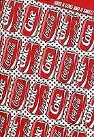 コカ・コーラ(POP缶) A5ノート