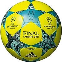 adidas(アディダス) サッカーボール フィナーレ カーディフ キャピターノ キイロ 4号 AF4401CAY