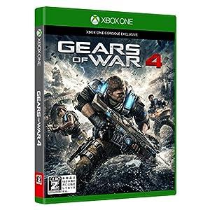 Gears of War 4 【CEROレーティング「Z」】 (【特典】特製ステッカー &【Amazon.co.jp & Xbox/Windowsストア限定特典】ゲーム追加コンテンツ「ビンテージ デル パック」 同梱)