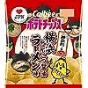 カルビー ポテトチップス 横浜とんこつ醤油ラーメン味(神奈川県) 55g×12袋