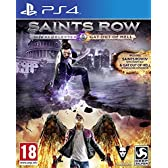 Saints Row IV Re-elected & Saints Row: Gat Out of Hell (PS4) (輸入版)