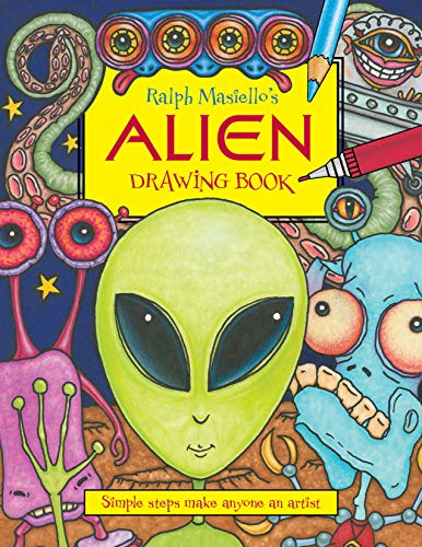Ralph Masiello's Alien Drawing...