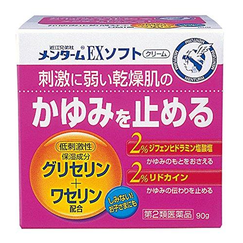 (医薬品画像)近江兄弟社メンタームEXソフト