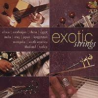 世界の弦楽器音楽 (Exotic Strings) (2CD)