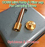 OCSS ミニポンプ&キャップセット オプティマス・プリムスのストーブに Optimus/Primus