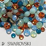 スワロフスキー(Swarovski) クリスタライズ ラインストーン ネイルサイズMIX (100粒) クール&スィートオパールMIX