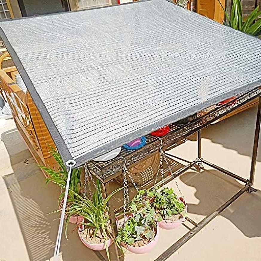 用語集ドリンク自信があるSHIJINHAO オーニングシェード遮光ネット シェードクロス ブロック 紫外線 金属穴付き エッジ保護 多肉植物 カバー アルミ箔、23サイズ (Color : Silver, Size : 4x8m)