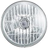 IPF ヘッドライト ハロゲン H4 丸 2灯式 マルチ  HL-42