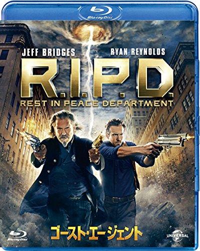 ゴースト・エージェント R.I.P.D. [Blu-ray]の詳細を見る
