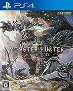 モンスターハンター:ワールド (【数量限定特典】防具「オリジンシリーズ」と「追い風の護石」が手に入るプロダクトコード 同梱) - PS4