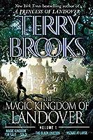 The Magic Kingdom of Landover   Volume 1: Magic Kingdom For Sale SOLD! - The Black Unicorn - Wizard at Large