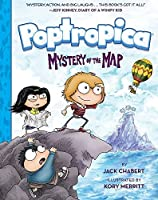 Mystery of the Map (Poptropica Book 1) by Jack Chabert(2016-03-01)