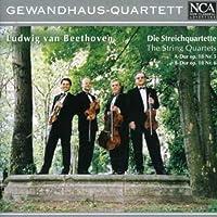 Beethoven:  Die Streichquartette A-Dur op. 18 Nr. 5 und B-Dur op. 18 Nr. 6