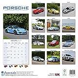 Porsche Calendar 2019 画像