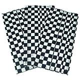 メロウストア マスク ブロックチェック柄 不織布 ぴったりフィット 三層構造タイプ (大・3枚入り)