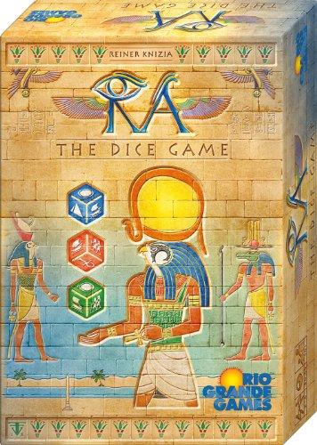 ラーダイス・ゲーム (Ra :The Dice Game) ボードゲーム