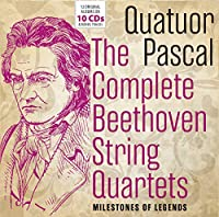 The Complete Beethoven String Quartets Pack