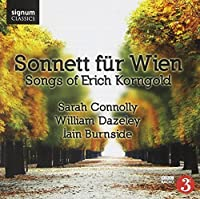 Songs of Erich Korngold by ERICH KORNGOLD (2009-05-26)