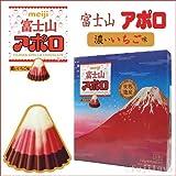 明治 富士山アポロチョコレート 144g (24粒入)