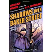 Shadows Over Baker Street: New Tales of Terror!