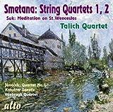 Smetana String Quartets 1, 2 / Josef Suk: Wenceslas Chorale / Janá_ek: String Quartet No.1