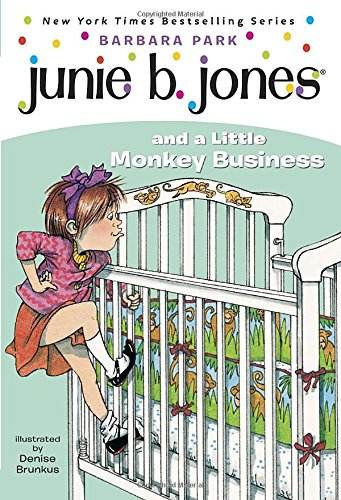 Junie B. Jones #2: Junie B. Jones and a Little Monkey Businessの詳細を見る