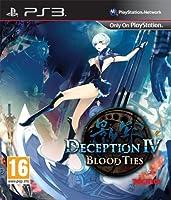 Deception IV: Blood Ties (PS3) (輸入版)
