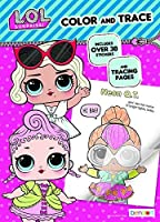 Bendon 42756 LOL Surprise Color & Trace Book [並行輸入品]