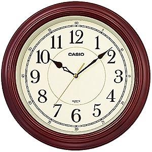 カシオ アナログ掛時計 スムーズ運針 IQ-1...の関連商品1