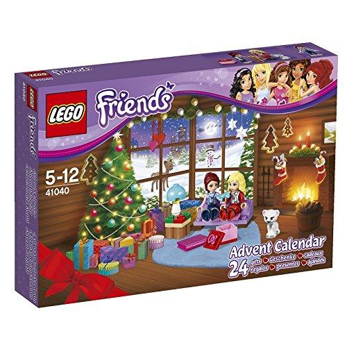 レゴ フレンズ アドベントカレンダー 41040