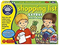 Shopping List Booster Pack - Fruit & Veg by Orchard Toys [並行輸入品]