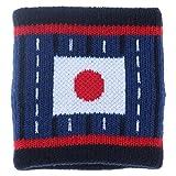 JFA サッカー日本代表 2018年 リストバンド(日の丸) O-220