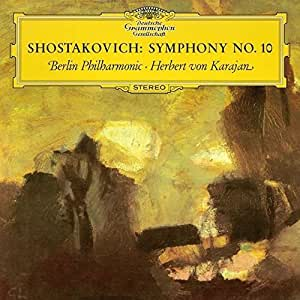 ショスタコーヴィチ:交響曲第10番(紙ジャケット仕様)