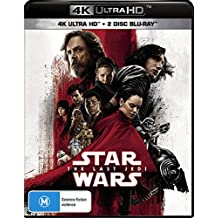 Star Wars: The Last Jedi (4K Ultra HD + Blu-ray + Bonus)