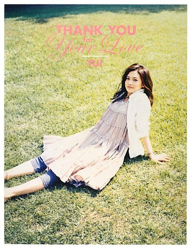 YUI アーティスト・ブック THANK YOU FOR Y...