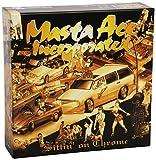 Masta Ace Sittin ' Onクロームカバーアートパズル