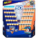 NERF Elite - Accustrike 50 Pack of Genuine Darts - 25 Elite & 25 AccuStrike Darts