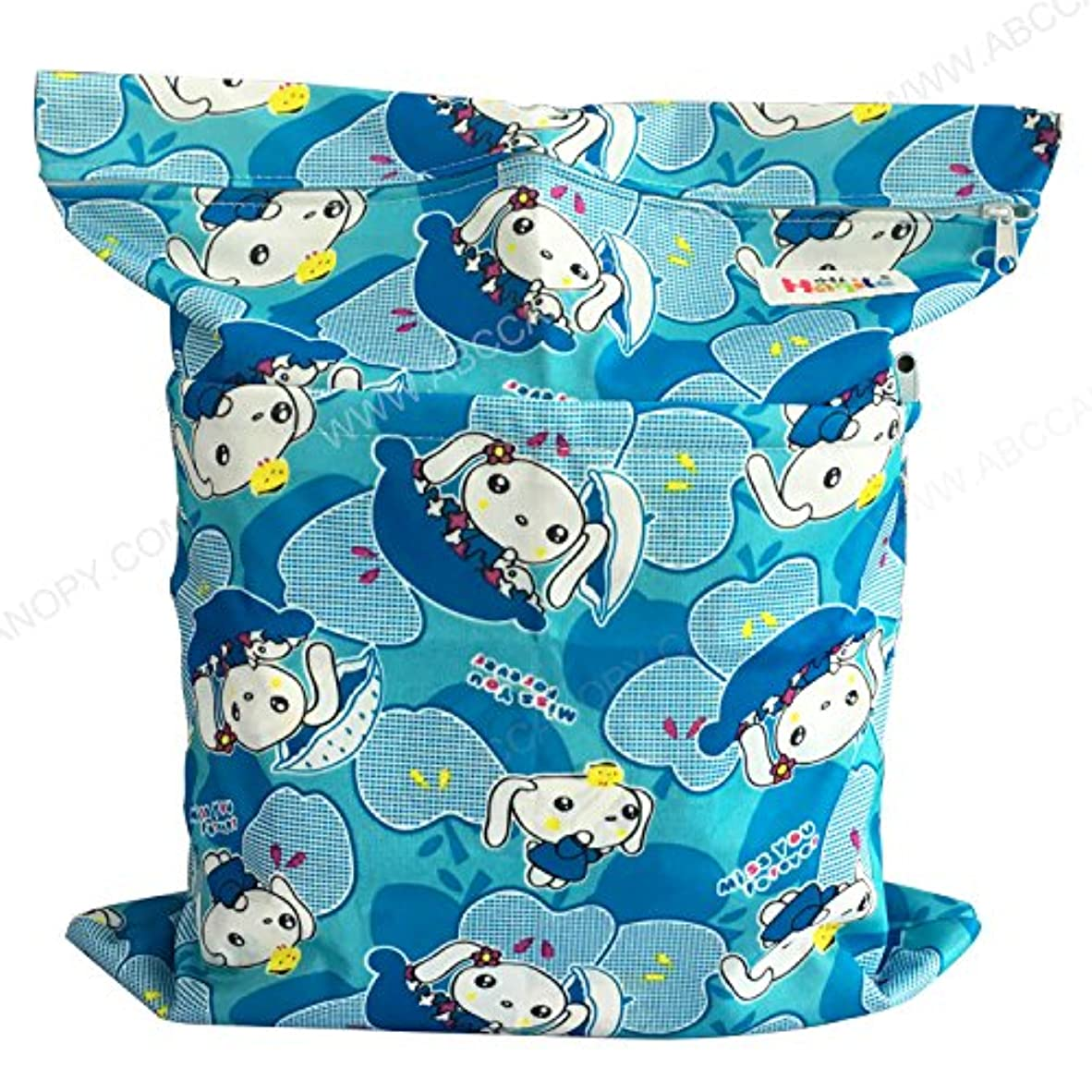 フォーマル不均一極小調節可能な再利用可能なロットベビー洗濯可能布おむつNappies (おむつCarry bag-2 )