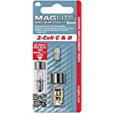 Mag LMXA201 2 Cell Krypton Flashlight Replacement Bulb