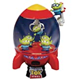 Beast Kingdom D Stage Toy Story Aliens Rocket Deluxe Edition