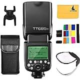 Godox TT685N スピードライト ストロボ 2.4G Hz高速1/8000 s GN60 TTLカメラのフラッシュは、ニコンカメラI-TL IIの自動フラッシュに適しています