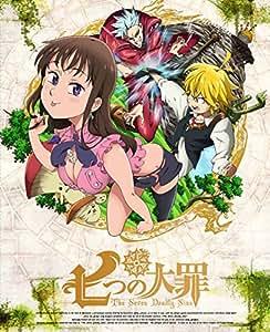 【Amazon.co.jp限定】七つの大罪 4(オリジナルデカ缶バッチver.4付)(完全生産限定版) [Blu-ray]