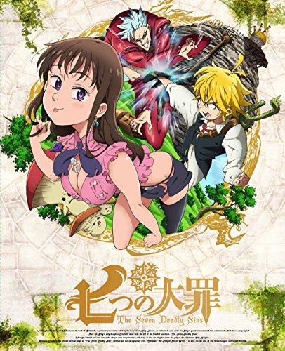 七つの大罪 4【完全生産限定版】 [Blu-ray]
