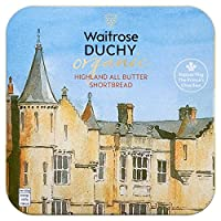 ウェイトローズ有機オリジナルショートブレッドスズ300グラム (Duchy) (x 6) - Duchy Waitrose Organic Originals Shortbread Tin 300g (Pack of 6)
