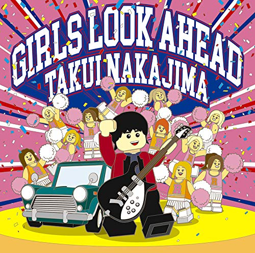 GIRLS LOOK AHEAD(特典なし)
