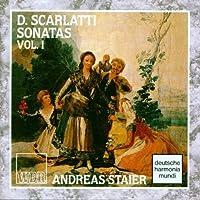 Keyboard Sonatas Vol.1: Staier(Cemb)