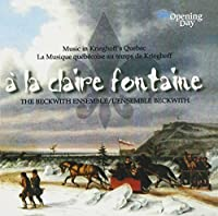 Claire Fontaine by BECKWITH ENSEMBLE (2001-06-29)