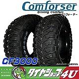 COMFORSER CF3000 285/70R17 単品 サマータイヤ マッドタイヤ M/T
