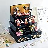 【Disney】ディズニー おひな様三段飾り ミッキー&フレンズ