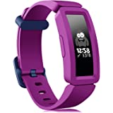 findway Compatible with Fitbit Ace 2 Bands for Kids 6+, Soft Silicone Bracelet Accessories Sport Strap Boys Girls Wristbands